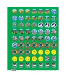 Rainbows Year Three Unit Stickers