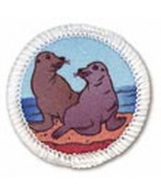 Rainbows Year 3 Unit Badges. Sea Lions