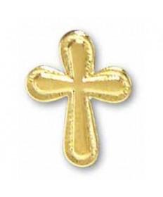"Adventure Pins. Ministry Pin. Cross 3/8"""