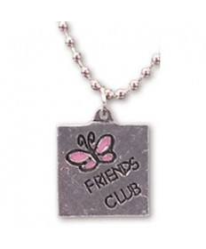 Friends Club Necklace