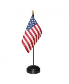 American Flag for desk set