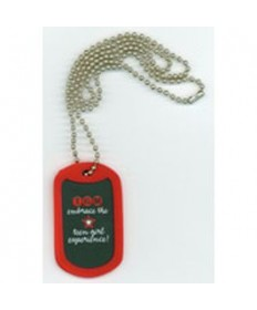 TGM Dog Tag Necklace