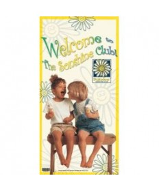 Sonshine Club Welcome Poster