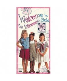 Discovery  Club Welcome Poster