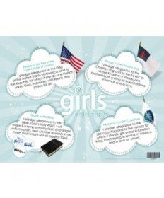 Girls Ministries Pledge Poster