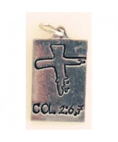 Friends Club Pendant Charms. Commitment to Christ