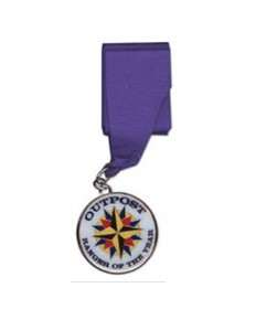 Ranger of the Year Bronze Medal Outpost