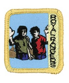 Ranger Kids Achievement Patch Be a Friend
