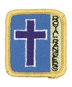 Ranger Kids Achievement Patch Church Helper