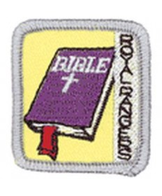 Ranger Kids Achievement Patch Defender of the Word