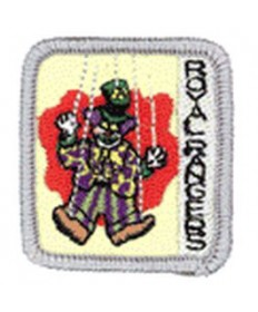Ranger Kids Achievement Patch Puppet