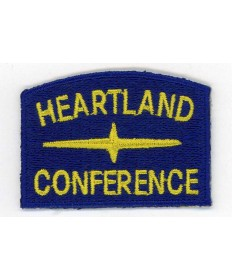 Geographic Patch/ Heartland