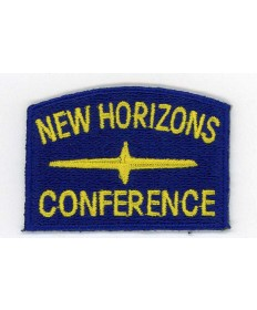 Geographic Patch/ New Horizon