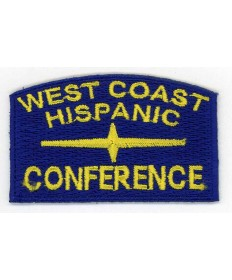 Geographic Patch/ West Coast Hispanic