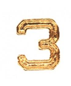 Award Numerals/3