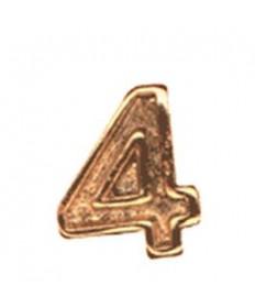 Award Numerals/4