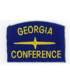 Geographic Patch/ Georgia