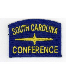 Geographic Patch/ South Carolina