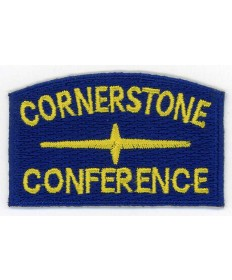 Geographic Patch / Cornerstone