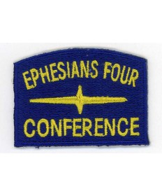 Geographic Patch/ Ephesians 4
