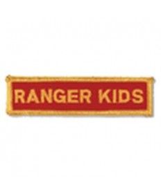 Ranger Kids Group Tag