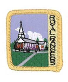 Ranger Kids Achievement Patch Sunday School