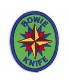 Adventure Rangers Advancement Patch/Bowie Knife