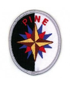 Adventure Rangers Advancement Patch/Pine
