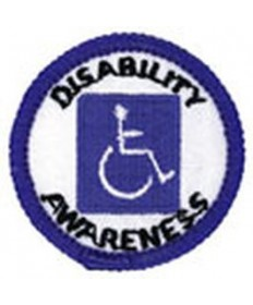 Blue Merits/Disability Awareness