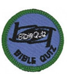 Green Merits/Bible Quiz
