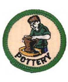Green Merits/Pottery
