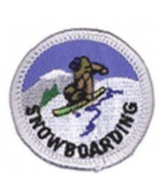 Silver Merits/Snowboarding
