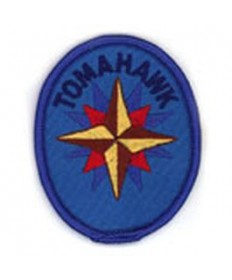 Adventure Rangers Advancement Patch/Tomahawk