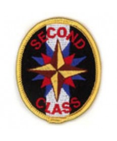 Adventure Rangers Advancement Patch/Second Class