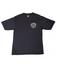 Royal Rangers Wicking Black Shirt - Adult S