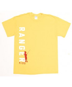 Ranger Kids Yellow T-Shirt Youth XS