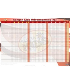 Ranger Kids Advancement Tracking Chart