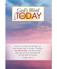 God's Word for Today Daily Devotional / Summer