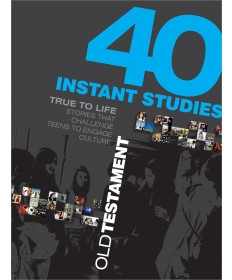40 Instant Studies: Old Testament