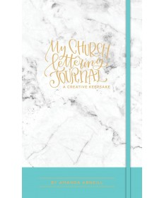 My Church Lettering Journal: A Keepsake