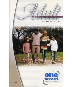 Adult Student Guide / Fall