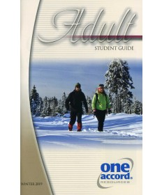 Adult Student Guide / Winter