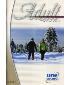Adult Teaching Guide / Winter