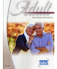 Adult Teaching Resources / Fall