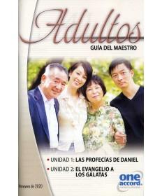 Guía del Maestro Adulto