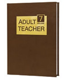 Adult Teacher Volume 7 2019-2020