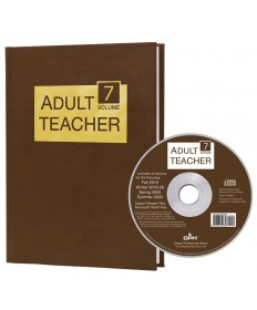 Adult Teacher Volume 7 & CD-ROM 2019-2020