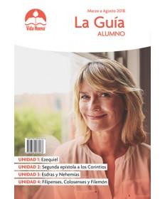 Adulto: La Guía Adulto-Alumno Marzo - Agosto