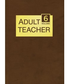 Adult Teacher Volume 6 2018-2019