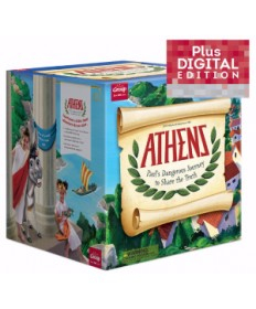 Athens-Ultimate Starter Kit Plus Digital